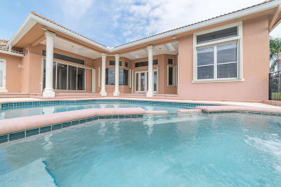Indialantic Single Family Home For Sale: 510 Newport Drive