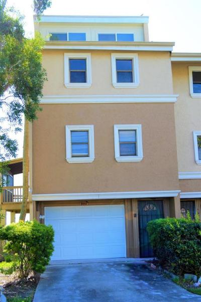 Titusville Condo For Sale: 5071 Riveredge Drive #10