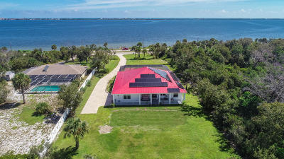 Malabar Single Family Home For Sale: 1140 S Us Highway 1