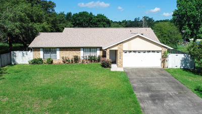 Palm Bay FL Single Family Home For Sale: $207,000