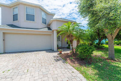 Rockledge Single Family Home For Sale: 4202 Brantley Circle