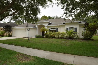 Palm Bay FL Single Family Home For Sale: $299,900