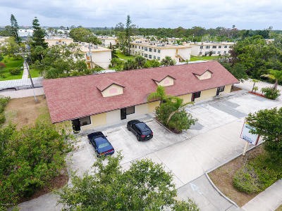 Merritt Island Commercial For Sale: 205 N Banana River Drive