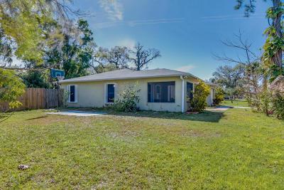 Rockledge Single Family Home For Sale: 1113 Rosa L Jones Drive