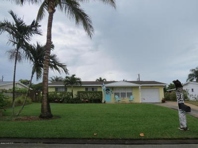Indialantic Rental For Rent: 431 Cypress Street