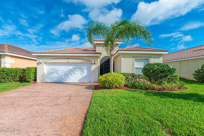 Cocoa Single Family Home For Sale: 5065 Brilliance Circle