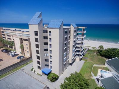 Indialantic Condo For Sale: 989 N Highway A1a #2