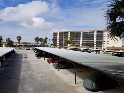 Indian Harbour Beach Condo For Sale: 520 Palm Springs Boulevard #204