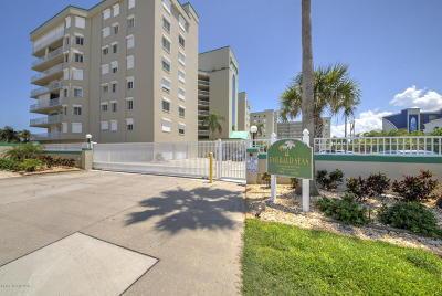 Cocoa Beach Condo For Sale: 3450 Ocean Beach Boulevard #301