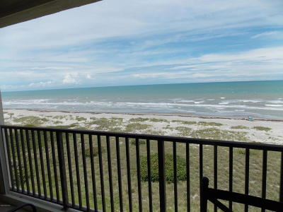 Cocoa Beach Condo For Sale: 1890 N Atlantic Avenue #802