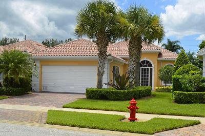 Vero Beach Single Family Home For Sale: 5710 Corsica Place