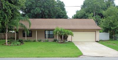 Single Family Home For Sale: 6537 Bethel Street