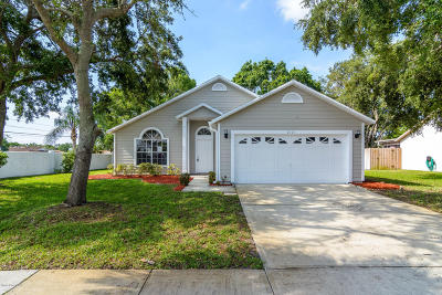 Brevard County Single Family Home For Sale: 2101 Grand Teton Boulevard