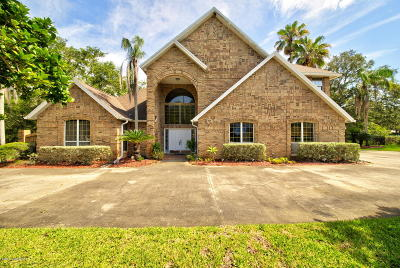Merritt Island Single Family Home For Sale: 150 Crispin Street