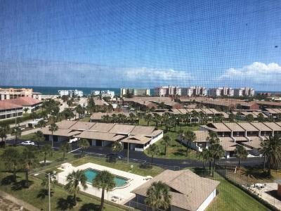 Indian Harbour Beach Rental For Rent: 520 Palm Springs Boulevard #801