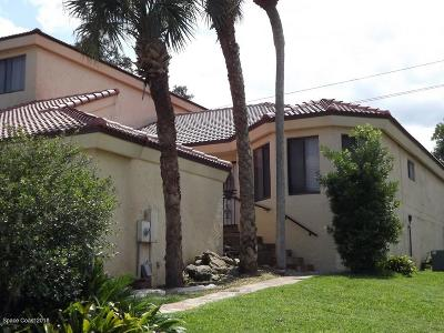 Brevard County Townhouse For Sale: 3680 Muirfield Drive