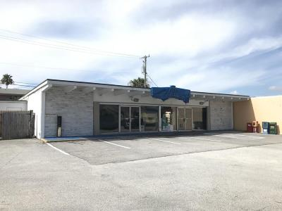 Indialantic Commercial For Sale: 215 5th Avenue