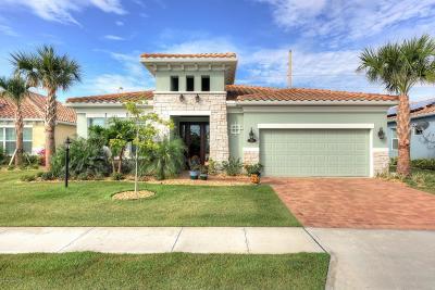 Indialantic Single Family Home For Sale: 3709 Poseidon Way