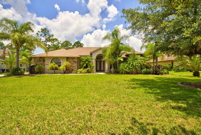Palm Bay FL Single Family Home For Sale: $369,900