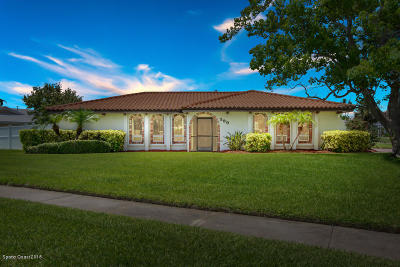 Brevard County Single Family Home For Sale: 399 Port Royal Boulevard