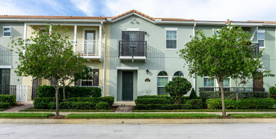 Rockledge Townhouse For Sale: 5267 Sprint Circle