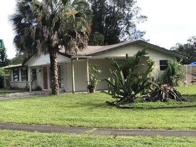 Palm Bay FL Single Family Home For Sale: $159,900