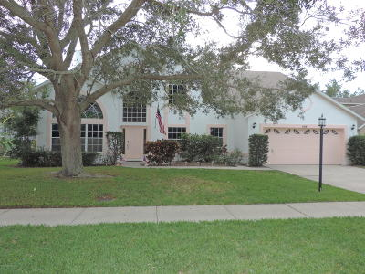 Melbourne FL Single Family Home For Sale: $339,999