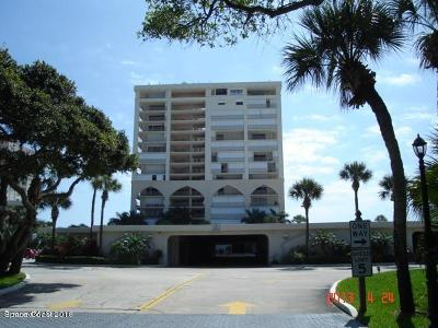 Cocoa Beach Condo For Sale: 750 N Atlantic Avenue #407