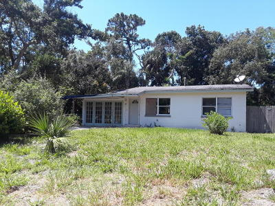 Titusville Single Family Home For Sale