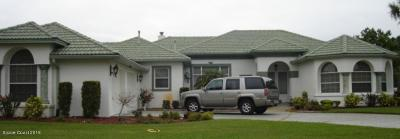 Titusville Single Family Home For Sale: 4569 Helena Drive