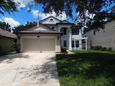 Titusville Single Family Home For Sale: 5438 Hallamshire Boulevard