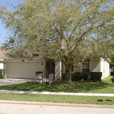 West Melbourne FL Single Family Home For Sale: $289,700