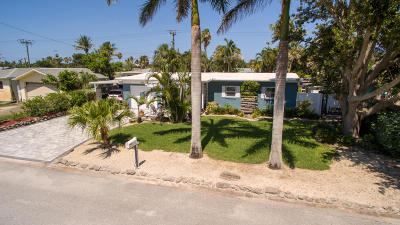 Brevard County Single Family Home Contingent: 491 Third Avenue