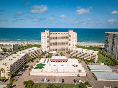 Cocoa Beach Condo For Sale: 820 N Atlantic Avenue #202