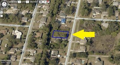 Cocoa Residential Lots & Land For Sale: 6350 Golfview Avenue