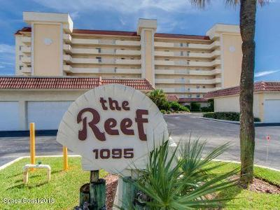 Indialantic Condo For Sale: 1095 N Hwy A1a #407