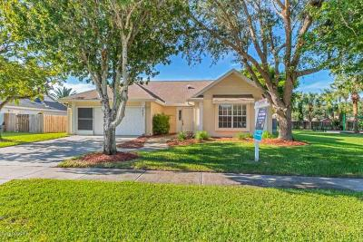 Melbourne Single Family Home For Sale: 3627 Whisperwood Circle