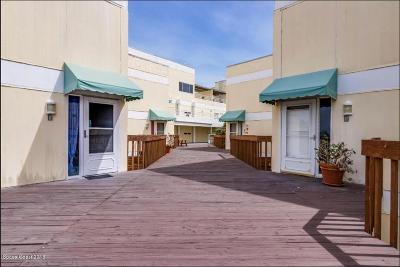 Melbourne Beach Multi Family Home For Sale: 6355 S A1a Highway #3