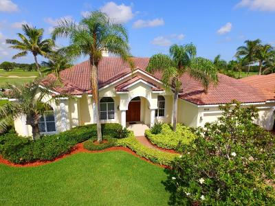 Vero Beach Single Family Home For Sale: 5535 Las Brisas Drive