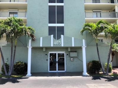 Satellite Beach Condo For Sale: 403 Highway A1a #253