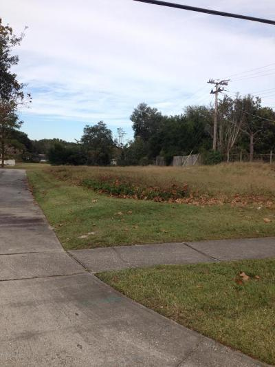 Titusville Residential Lots & Land For Sale: 4290 Garden Street