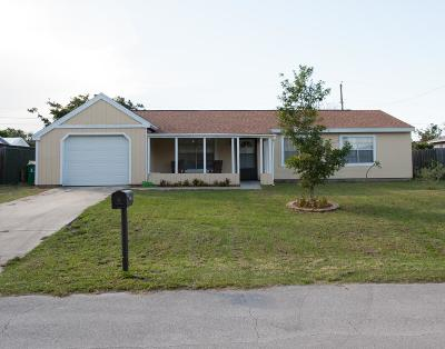 Single Family Home For Sale: 1010 Galleon Street