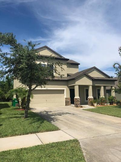 Cocoa Single Family Home For Sale: 5470 Extravagant Court