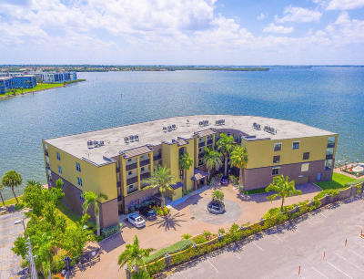 Cocoa Beach Condo For Sale: 4125 W End Road #307