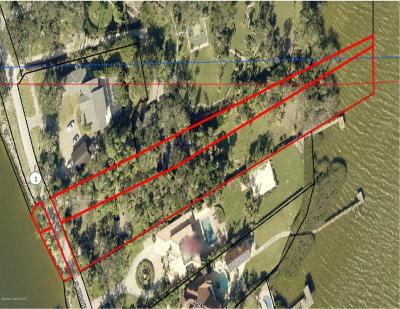 Merritt Island Residential Lots & Land For Sale: 10320 S Tropical Trail S