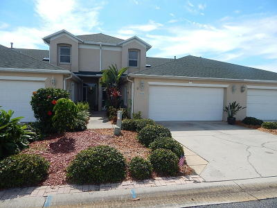 Indian Harbour Beach Rental For Rent: 824 Veronica Court #824