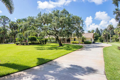 Melbourne Single Family Home For Sale: 5475 Sand Lake Drive