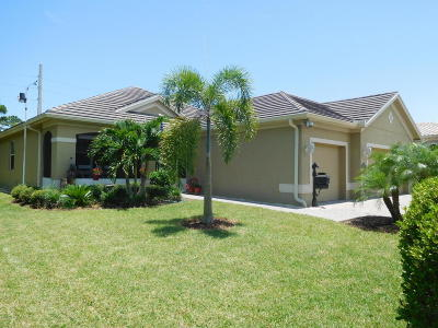 Vero Beach Single Family Home For Sale: 5805 Venetto Way