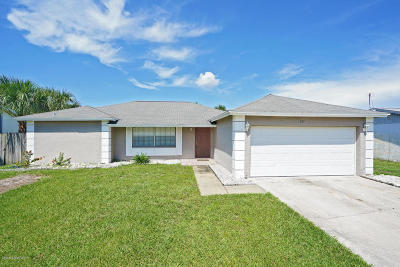 Rockledge Single Family Home For Sale: 884 Brunswick Lane