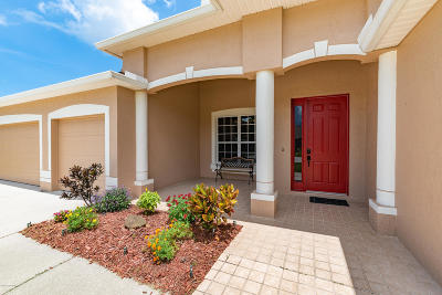 Titusville Single Family Home For Sale: 2582 Christopher Drive